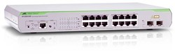 Allied Telesis AT-GS916M-50 Managed L2 Gigabit Ethernet (10/100/1000) 1U Grijs