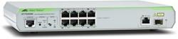 Allied Telesis AT-FS909M-50 Beheerde netwerkswitch L2 Fast Ethernet (10/100) Grijs