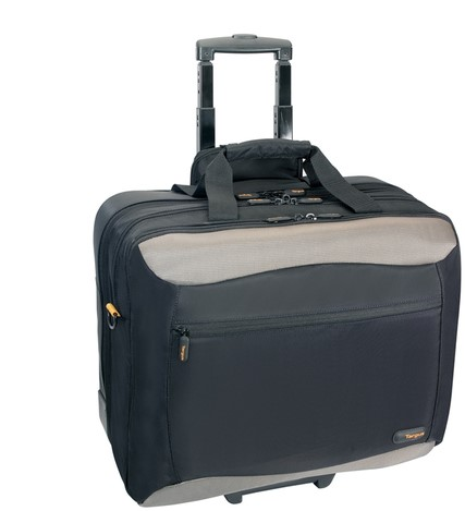 Targus 16 - 17.3 inch / 40.6 - 43.9cm XL City.Gear Rolling Laptop Case