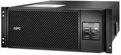 APC Smart-UPS On-Line 6000VA noodstroomvoeding 6x C13, 4x C19, hardwire 1 fase uitgang, rackmountable, Embedded NMC, 6 jaar garantie