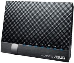 ASUS DSL-N17U Fast Ethernet Zwart