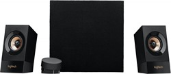Logitech Z533 2.1kanalen 60W Zwart luidspreker set