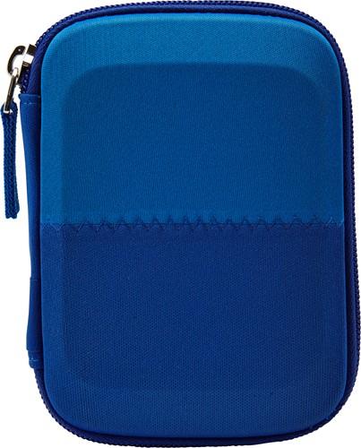 Case Logic Tas voor draagbare harde schijf Blauw