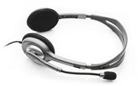 Logitech H111 Stereofonisch Hoofdband Grijs hoofdtelefoon-2