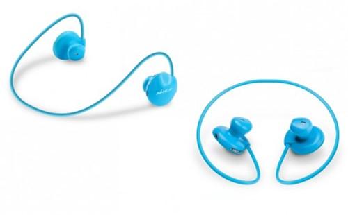 Avanca S1 Neckband Stereofonisch Draadloos Blauw mobielehoofdtelefoon-2
