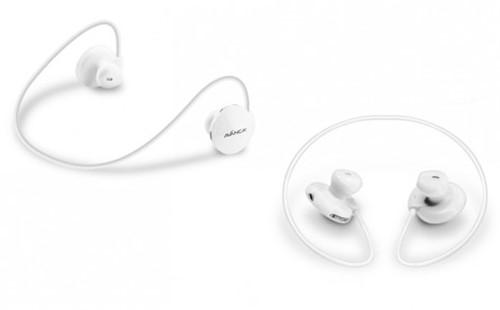 Avanca S1 Neckband Stereofonisch Draadloos Wit mobielehoofdtelefoon