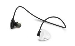 Avanca D1 Neckband Stereofonisch Draadloos Wit mobielehoofdtelefoon