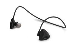 Avanca D1 Neckband Stereofonisch Draadloos Zwart mobielehoofdtelefoon