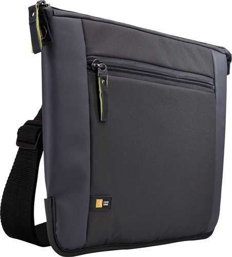 "Case Logic Intrata 11.6"" Messenger Grijs-3"