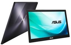 "ASUS MB169B+ 15.6"" Full HD IPS Zwart, Zilver computer monitor"