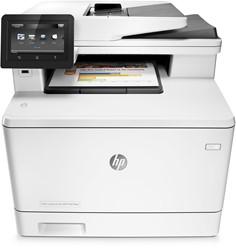 HP LaserJet Pro MFP M477fnw Laser A4 Wi-Fi Grijs