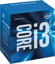Intel Core i3-6100 3.7GHz 3MB L3 Box