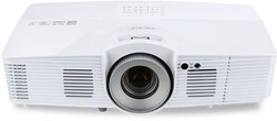 Acer Home V7500 2500ANSI lumens DLP 1080p (1920x1080) 3D Desktopprojector Wit