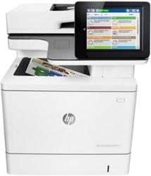 HP LaserJet M577dn Laser A4 Wit