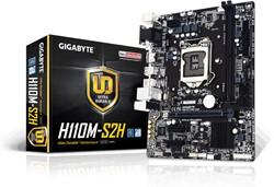Gigabyte GA-H110M-S2H moederbord
