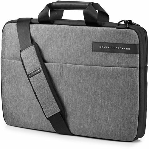 "HP 43.94 cm (17.3"") Signature Slim Topload Case 17.3"" Notebook briefcase Grijs"