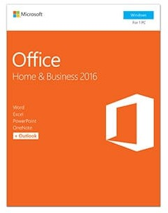 Lenovo Microsoft Office Home and Business 2016
