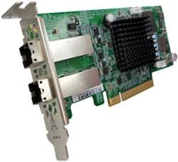 QNAP SAS-12G2E-U Intern 12000Mbit/s netwerkkaart & -adapter