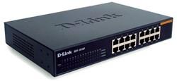 D-Link DES-1016D/E Unmanaged netwerk-switch