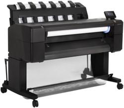 HP Designjet T930 HP-GL/2,HP-RTL,TIFF,URF