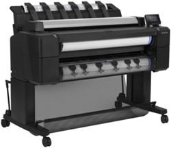 HP Designjet T2530 HP-GL/2,HP-RTL,PCL 3,PDF 1.7,TIFF,URF