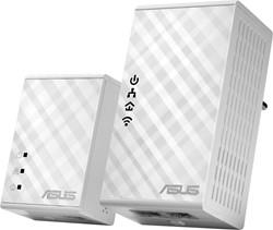 ASUS PL-N12 Kit 500Mbit/s Ethernet LAN Wi-Fi Wit 2stuk(s) PowerLine-netwerkadapter
