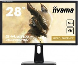 "iiyama G-MASTER GB2888UHSU TN 28"" Zwart 4K Ultra HD"