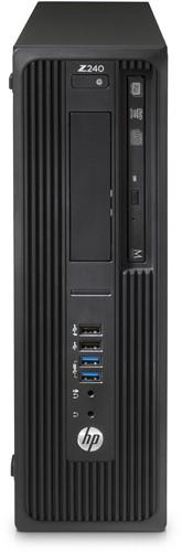 HP Z 240 SFF 3.4GHz i7-6700 SFF-2