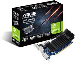ASUS GF GT730-SL-2GD5-BRK GeForce GT 730 2GB GDDR5 videokaart
