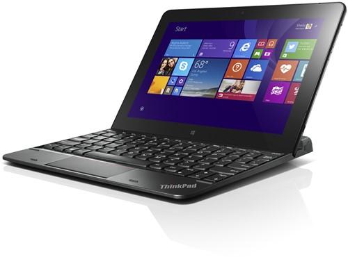 Lenovo 4X30H42164 Docking connector QWERTY US English Zwart toetsenbord-1