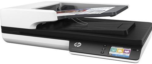 HP Scanjet Pro 4500 fn1 Flatbed & automatische documentinvoer 1200 x 1200DPI A4 Grijs