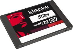 Kingston Technology SSDNow KC400 512GB + Upgrade Kit SATA III