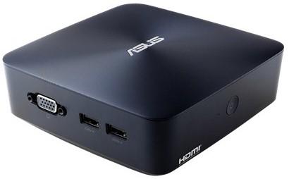 ASUS VivoMini UN45H-DM042Z 1.6GHz N3150 Small Desktop Blauw-2