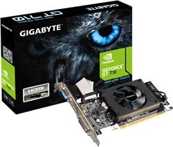 Gigabyte GeForce GT 710 GeForce GT 710 1GB GDDR3