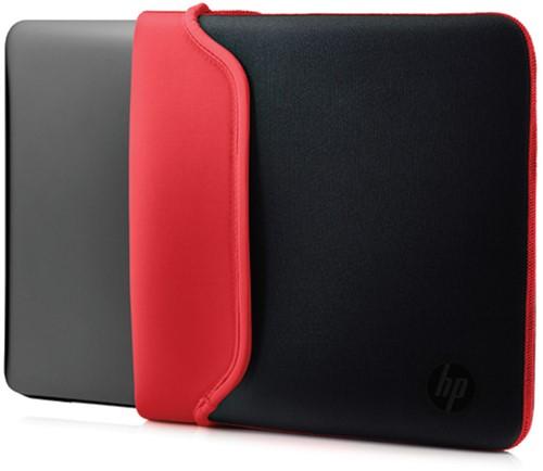 """HP V5C30AA 15.6"""" Hoes Zwart, Rood"""