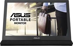 """ASUS MB169C+ 15.6"""" Full HD IPS Zwart, Zilver computer monitor"""
