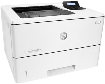 HP LaserJet Pro Pro M501dn 4800 x 600DPI A4 Grijs