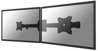 "Newstar FPMA-CB100BLACK 27"" Zwart flat panel muur steun-2"