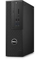 DELL Precision T3420 3.4GHz i7-6700 SFF Zwart Workstation-1
