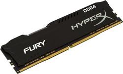 HyperX FURY Memory Black 8GB DDR4 2400MHz 8GB DDR4 2400MHz geheugenmodule