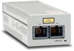 Allied Telesis AT-DMC100/SC-50 100Mbit/s 1310nm Multimode netwerk media converter