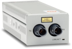 Allied Telesis AT-DMC100/ST-50 100Mbit/s 1310nm Multimode netwerk media converter