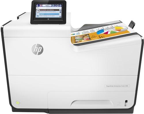 HP PageWide Enterprise Color 556dn Kleur 2400 x 1200DPI A4 Grijs