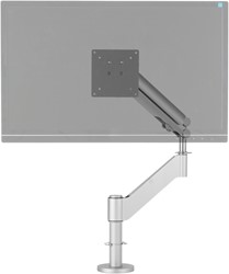 R-Go Tools Caparo 3 Pro Monitorarm, gasveer, 0-18 kg, zilver
