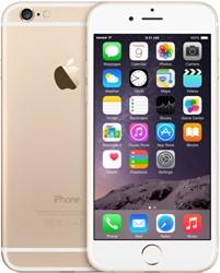 Renewd Apple iPhone 6 Single SIM 4G 128GB Goud Refurbished