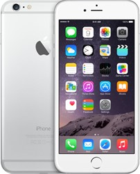 Renewd Apple iPhone 6 Plus Single SIM 4G 128GB Zilver Refurbished