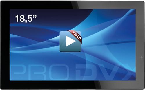 ProDVX M118 Integrated video display