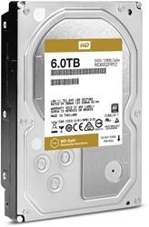 Western Digital Gold 6000GB SATA III interne harde schijf