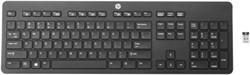 HP Wireless (Link-5) RF Draadloos Zwart toetsenbord