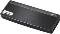 Fujitsu PR8.1 USB 3.0 (3.1 Gen 1) Type-B Zwart
